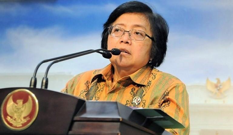 Menteri KLHK Siti Nurbaya/Foto: elshinta.com