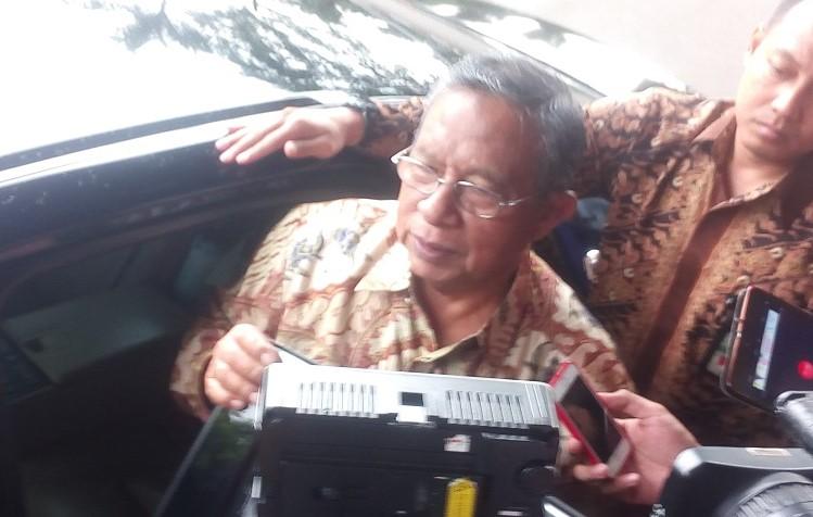 Menteri Koordinator Bidang Perekonomian, Darmin Nasution/Foto Andika/Nusantaranews