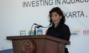 Menteri Susu pada Pembukaan Marine And Fisheries Business And Investment Forum/Foto: Dok. KKP
