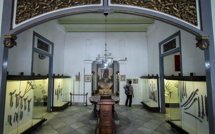 Museum Radya Pustaka/Foto: joglosemarnews