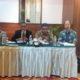 Diskusi Pre Simposium Internasional Kehidupan Keagamaan dari ki/ka; Asrori S Karni, Abd Rahman Masud, Bahrul Hayat, Robert W Hefner/Foto: Dok. Kemendikbud (Dodo)