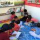 MInat Baca anak-anak di perbatasan Indonesia-Malaysia/Foto ES/nusantaranews