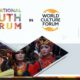 The World Culture Forum The International Youth Forum 2016 in Indoensia/Poster: Istimewa
