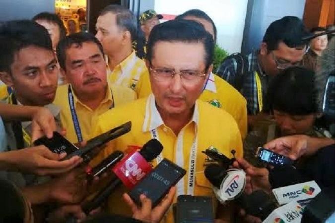 Wakil Ketua Dewan Pembina DPP Golkar Fadel Muhammad/Foto: news.metrotvnews.com