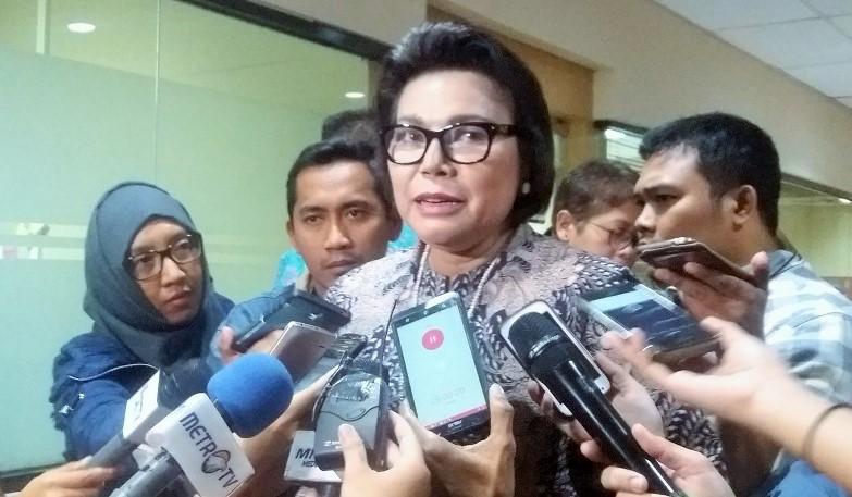 Wakil Ketua KPK Basaria Panjaitan (Foto: Fadilah/Nusantaranews)