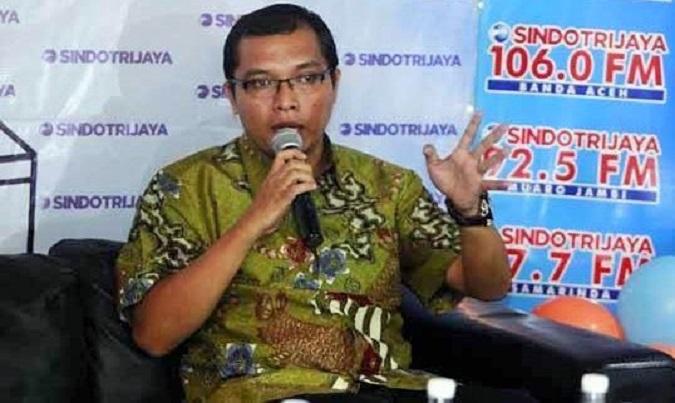 Wakil Sekjend DPP PPP kubu Romahurmuziy (Romi) Ahmad Baidhowi/Foto Kabar Update