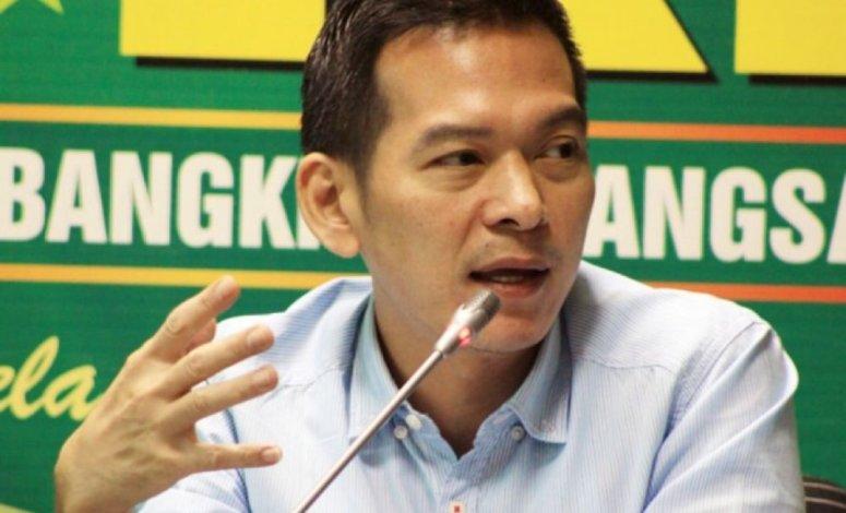 Anggota DPR RI keturunan Tionghoa Daniel Johan/ Foto: indonesiadailynews