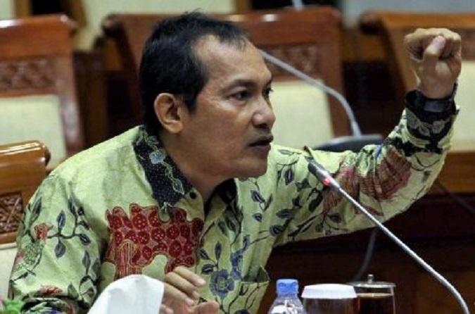 Saut Situmurang ajak Anak Bangsa Keroyok Koruptor di Hari Sumpah Pemuda/Foto: Dok. Tribunnews