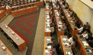 Kementerian Keuangan dan Badan Anggaran DPR sasat menggodok anggaran pemerintah pusat/Foto Andika/Nusantaranews