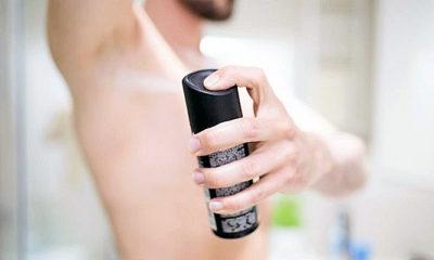 Deodorant bikin pria lebih maskulin bagi wanita.