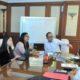 Menaker bersama JBM saat Diskusi Tata Kelola TKI/Foto: dok. humas kemnaker
