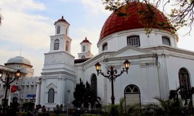 Ziarah situs sejarah tempo dulu edisi Kota Lama Semarang.
