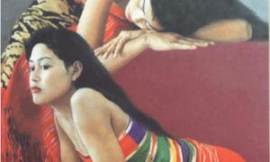 Ilustrasi Sepesang Perempuan/Foto: blog syakieb-sungkar