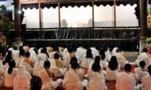Kemendikbud dan Padepokan Seni Kirun Meruwat 300 Orang di Malam Purnama Sura/Foto: Istimewa