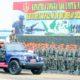 Presiden Jokowi mengunjungi Korps Pasukan Khas (KORPASKHAS) di Lanud Sulaiman, Bandung, Selasa (15/11/2016)/Foto: dok. Humas Setneg