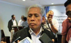Sekretaris Jenderal Kementerian ESDM Teguh Pamudji/Foto Andika / Nusantaranews