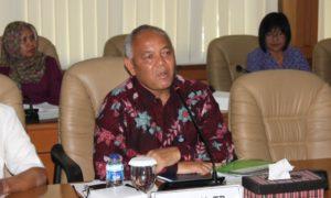 Direktur Jenderal Tanaman Pangan dari Kementerian Pertanian (Kementan), Hasil Sembiring/Foto Andika / Nusantaranews