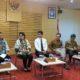 Menurut Wakil Ketua KPK Alexander Marwatta (Berbaju cokelat kedua dari kanan)/Foto Fadilah / NUSANTARAnews