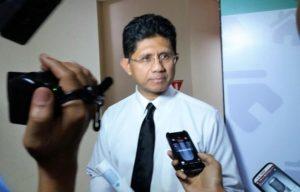 Wakil Ketua KPK, Laode M Syarief/Foto Fadilah / Nusantaranews