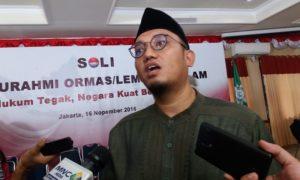 Ketua Umum PP Pemuda Muhammadiyah Dahnil Ahzar Simanjuntak/Foto Fadilah / NUSANTARAnews