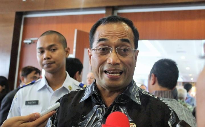 Menteri Perhubungan (Menhub) Budi Karya/Foto Andika