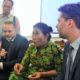 Menteri Kelautan dan Perikanan Susi Pudjiastuti bersama duta besar dan pengusaha Denmark-Norwegia di Kantor KKP, Jakarta, Senin (28/11/2016)/Foto Andika / NUSANTARAnews
