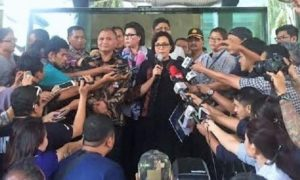 Menteri Keuangan Sri Mulyani Sambangi KPK, Selasa (22/11)/Foto: dok. inilah.com