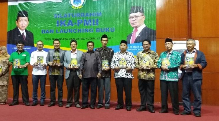 Acara Silaturrahim IKA-PMII dan Launching Buku fiqh Nusantara. Foto Dok. PribadiNusantaranews
