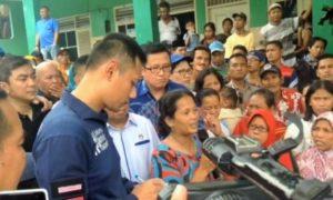 AHY sedang cerdialog dengan kaum perempuan DKI/Foto: dok. agussylvi.id