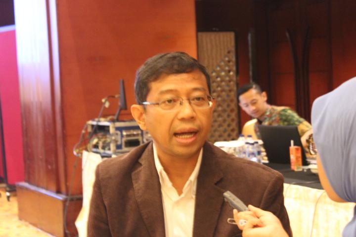 Akademisi Universitas Indonesia (UI), Riant Nugroho. Foto Andika/Nusantaranews