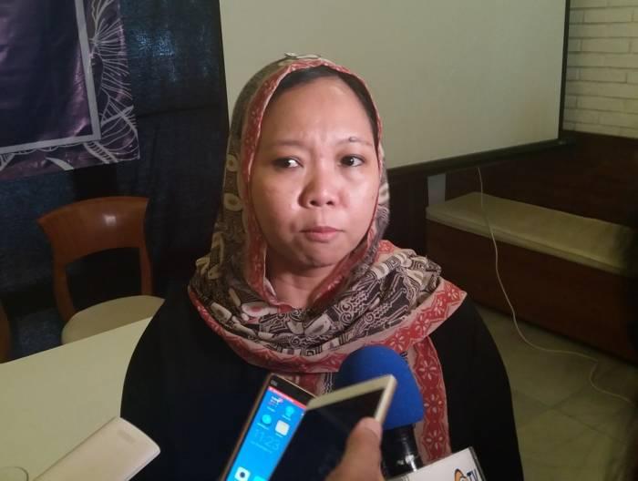 Alissa Wahid Putri Mantan Presiden Abdurrahman Wahid (Gus Dur). Foto Fadhilah/Nusantaranews