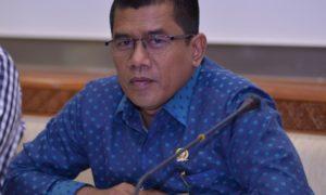 Anggota Mahkamah Kehormatan Dewan (MKD) DPR RI, Muslim Ayub. Foto via Klikkabar