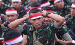 Apel Nasional Nusantara Bersatu di Monas. Foto Dok. TMC Polda metro Jaya