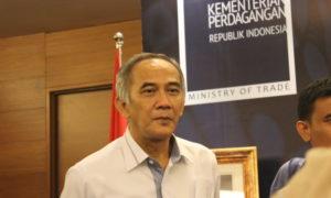 Direktur Jenderal Perdagangan Dalam Negeri Kemendag Oke Nurwan. Foto Andika/Nusantaranews