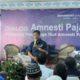 Direktur Penyuluhan, Pelayanan dan Humas Ditjen Pajak Hestu Yoga Saksama saat sosialisasi Amnesti Pajak di PIJK/Foto Andika / Nusantaranews