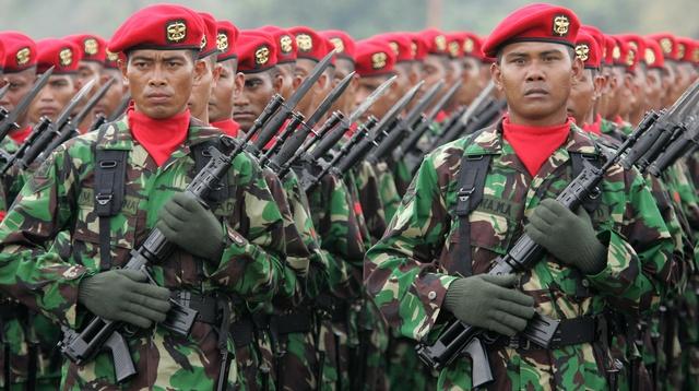Foto Ilustrasi Menjaga Keamanan dan Kesejahteraan Bangsa/Foto IST