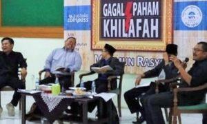 Peluncuran Buku HTI Gagal Paham Khilafah, 6 Oktober 2016/Foto: dok. Arrahmah.co.id