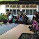"Tadarus Puisi ""One Day for Rendra: Mengenang Perjuangan Sastrawan Bangsa""/Foto Vicky /Nusantaranews"