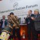 enteri Perindustrian Airlangga Hartarto pada Peresmian International Rattan Forum di Jakarta, Selasa (15/11)/Foto: dok. Humas Kemenperin