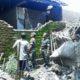 Beberapa Rumah Warga Di Kab Jember Roboh Akibat Gempa Bumi, Babinsa Karya Bakti/Foto Sis24