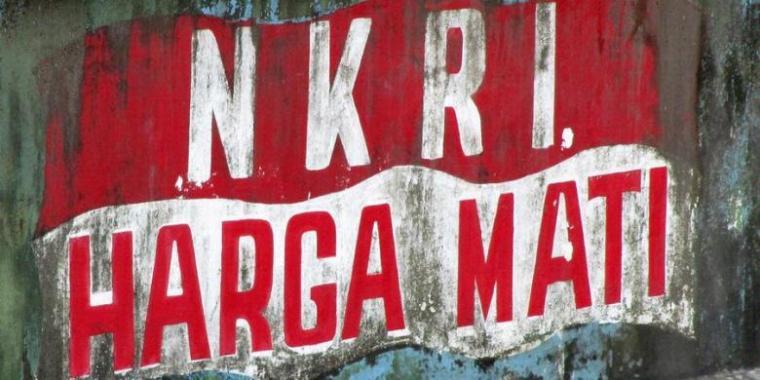Ilustrasi NKRI harga mati. Foto Istimewa