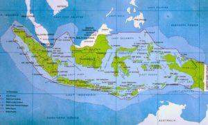 Informasi Spasial Skala Peta. Foto Nusantaranews