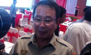Kepala BNPB, Willem Rampangilei. Foto Andika/Nusantaranews