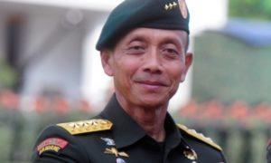 Kepala Staf Angkatan Darat (Kasad), Jenderal TNI Mulyono. Foto/IST