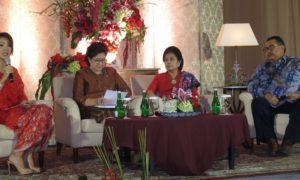 Ketua Umum Yayasan Jantung Indonesia(Yul), Syahlina Zuhal. Foto Dok. Pribadi