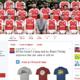 Logo Baru Baru Arsenal Berbendera LGBT di Akun Twitter. Foto Nusantaranews