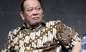 Mantan Ketua Kamar Dagang dan Industri (Kadin) Jawa Timur La Nyalla Mattalitti. Foto via sindo