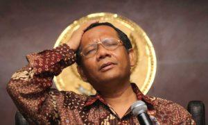 Mantan Ketua Mahkamah Konstitusi Mahfud MD. Foto Nusantaranews via beritasatu