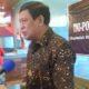 Mantan Menteri Koordinator Bidang Politik, Hukum, dan Keamanan Tedjo Edhy Purdijatno Usai Isi Diskusi di Menteng. Foto Sulaiman/Nusantaranews