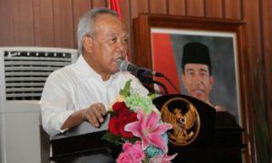 Menteri Pekerjaan Umum dan Perumahan Rakyat (PUPR) Basuki Hadimuljono/Foto: Dok. Humas KemenPUPR